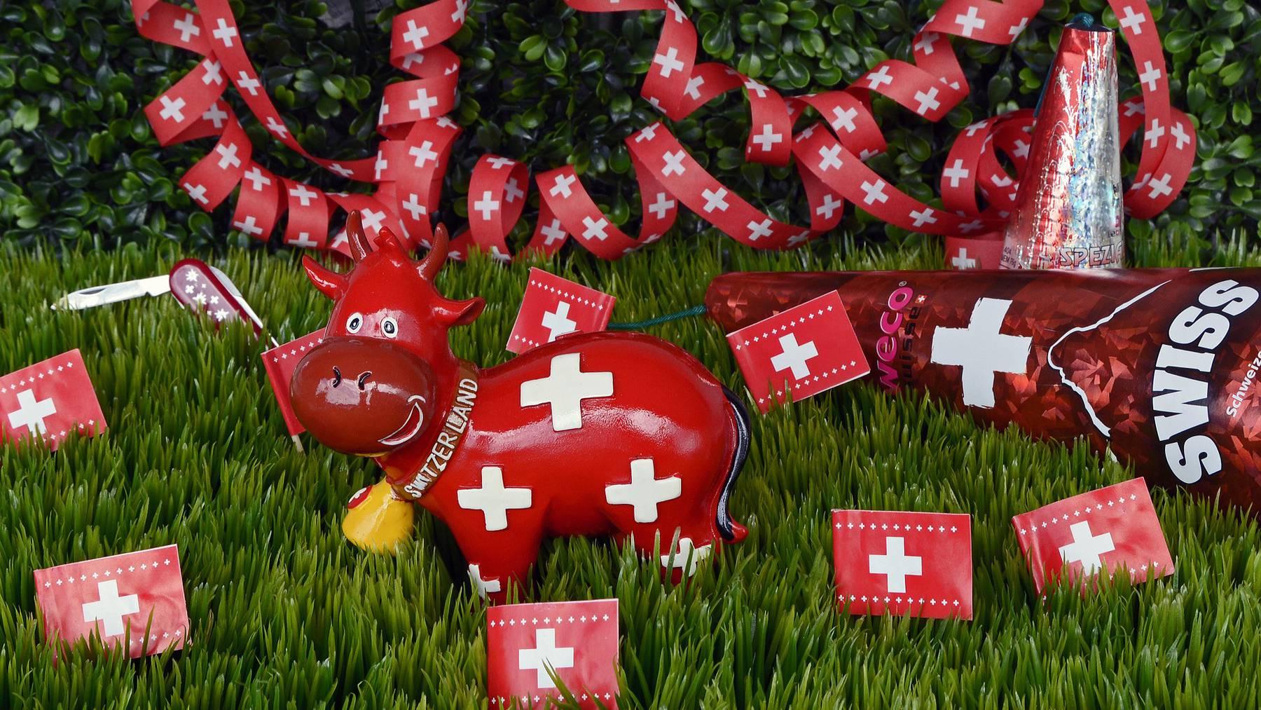1. August - das läuft in der Zentralschweiz