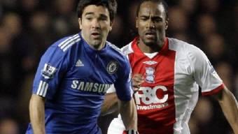 Chelseas Deco (l.) gegen Birminghams Cameron Jerome