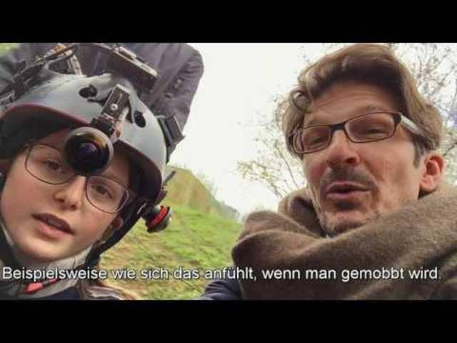 Making Of: So entstehen unsere VR-Präventionsvideos