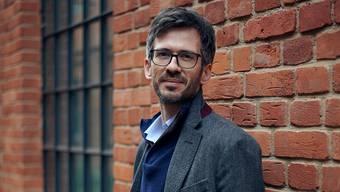 Lukas Linder, Schriftsteller.