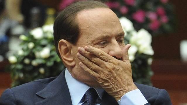 Berlusconi soll einen Deal mit Bossi gemacht haben