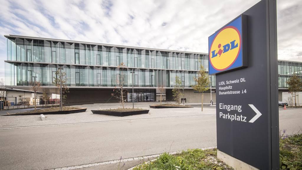 Verdächtiges Paket sorgt bei Lidl in Weinfelden für Polizei-Grosseinsatz