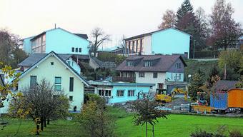 Bözen beherbergt die Schule für Bözer und Elfinger Kinder.