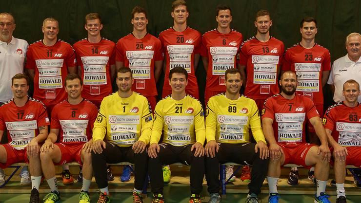 Handball NLB Saison 2017/18, nach dem 5. Platz als Aufsteiger wartet auf den TV Solothurn die schwierige zweite Saison in der zweithöchsten Liga.