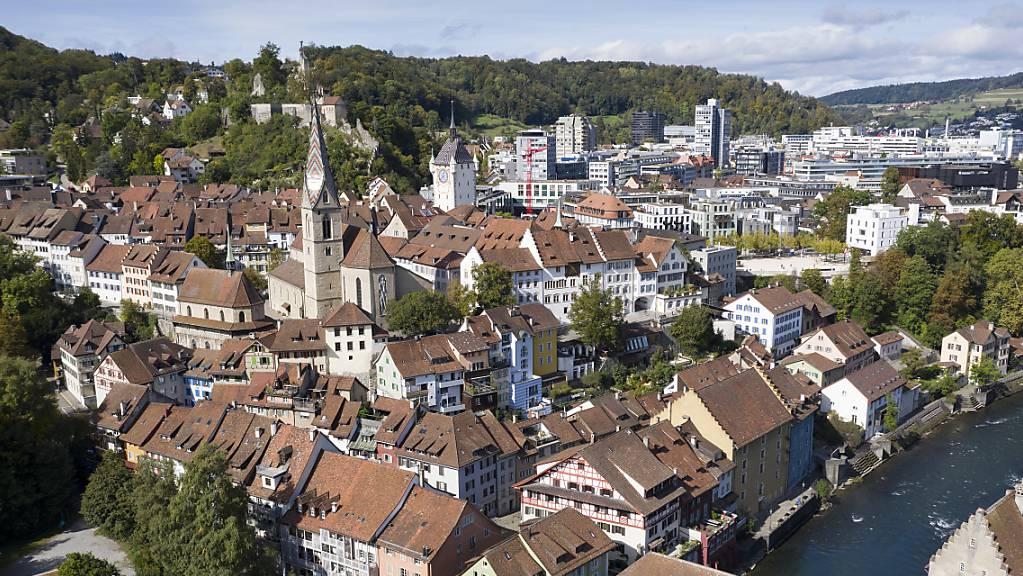 Im Stadtrat Baden AG hat das linksgrüne Lager eine Mehrheit. Die FDP unterlag mit ihrer Kandidatin. (Archivbild)