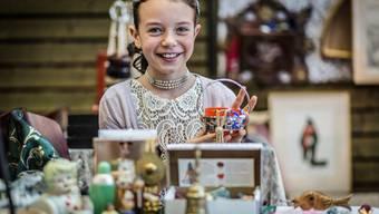 Antiquitätenmarkt im Tägerhard