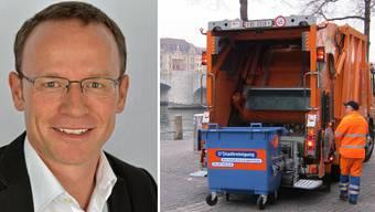 Peter Schär wird neuer Leiter der Stadtreinigung.
