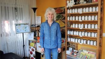 Leonore Sichi entdeckte ihre Leidenschaft für Tees und Gewürze auf zwei mehrmonatigen Weltreisen wieder.