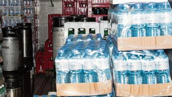 Bereit, aber nicht bestellt: Die Getränkebranche leidet unter massiven Umsatzeinbussen.