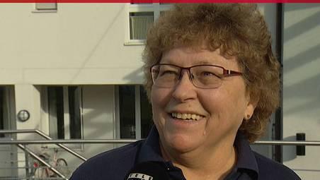Erika Hunziker brachte  5'000 Kinder zur Welt