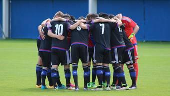 Schafft es die U21 des FCB trotz vieler neuer Gesichter zu einer verschworenen Einheit zu werden?