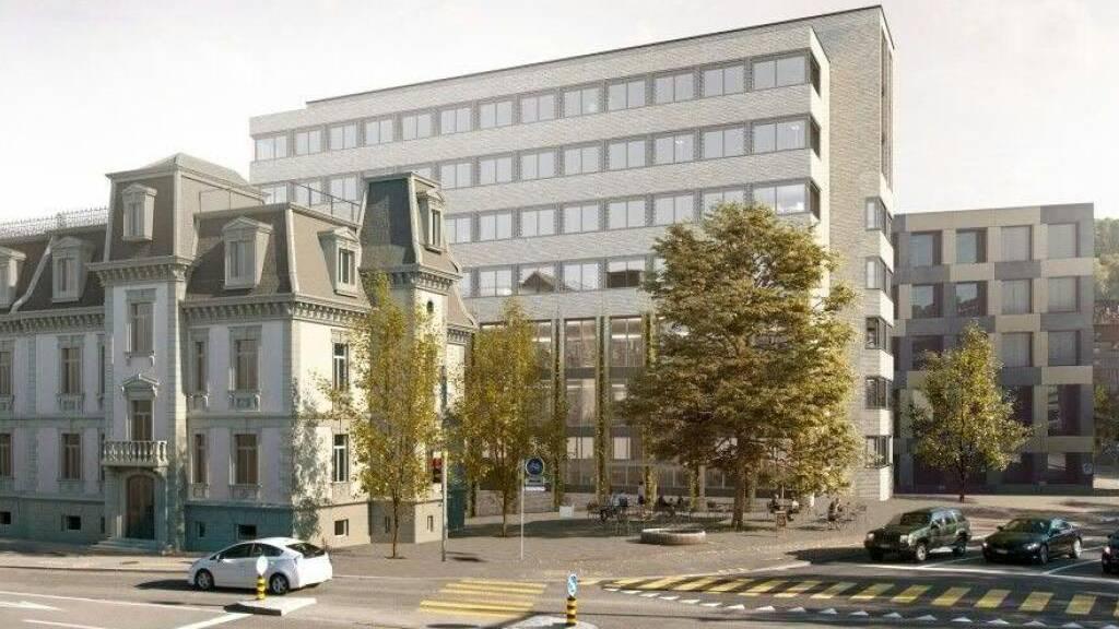 Villa Wiesental bleibt: Baustart für Hotelprojekt Bahnhof Nord