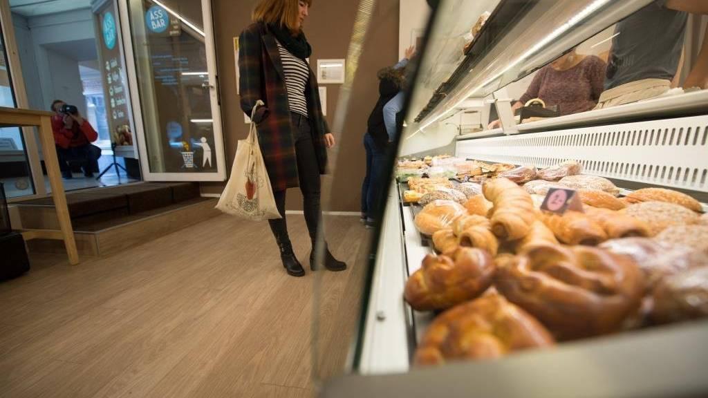 Brot Von Gestern