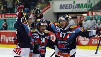 Klotens Victor Stancescu bester Mann auf dem Eis