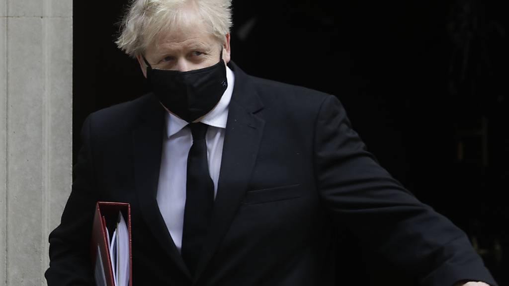 Boris Johnson, Premierminister von Großbritannien. Foto: Kirsty Wigglesworth/AP/dpa