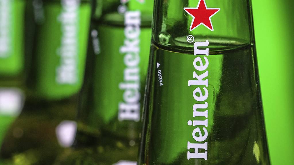 Heineken will 8000 Jobs streichen