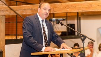 Markus Dieth kürt Aargauer Staatswein