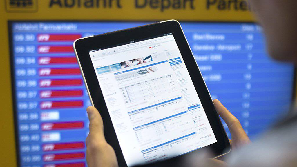 Der Fahrplanwechsel vom Sonntag bringt vergleichsweise wenig Änderungen. Kunden müssen sich besonders auf eine neue Kennzeichnung der Züge und Verbindungen einstellen. (Archivbild)