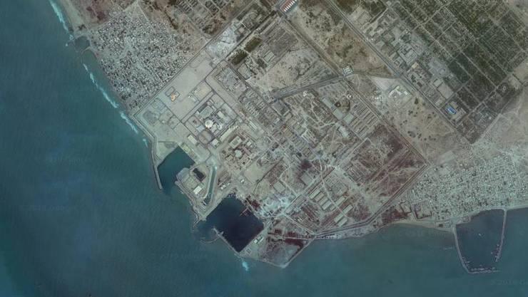 Viele Indizien weisen darauf hin, dass sich Stuxnet gegen den iranischen Atommeiler in Buschehr richtet.