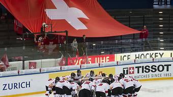 Für die Schweizer bleibt noch ein Spiel um WM-Medaille