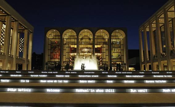 Das Collegium Novum vertont im Lincoln Center in New York fünf Dada-Stummfilme aus den 1920er und 1940er Jahren.