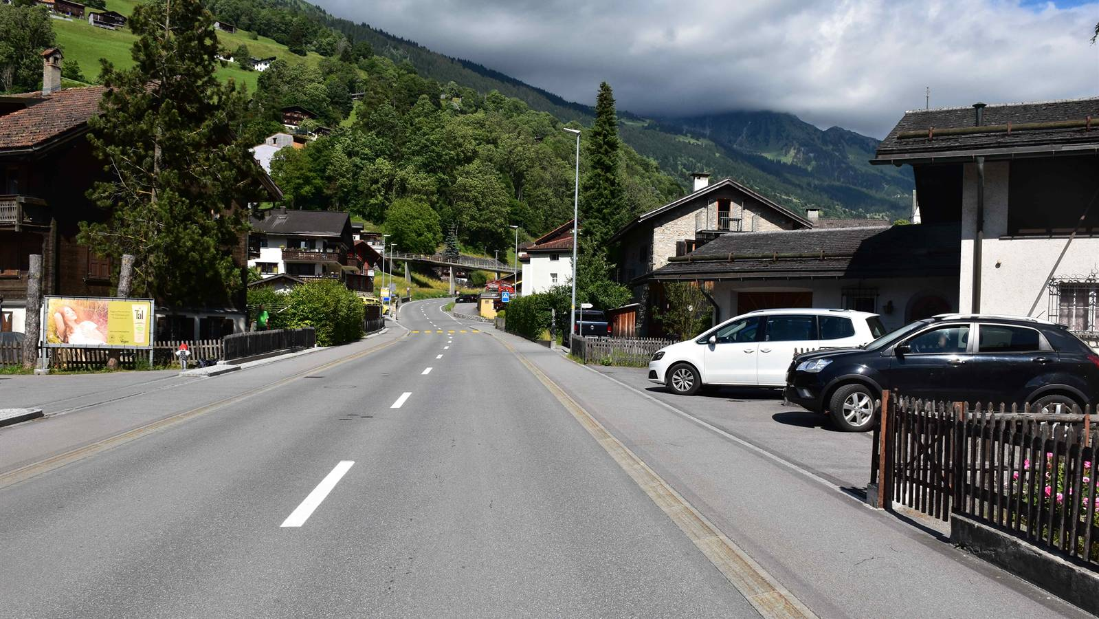 In Küblis wurde ein 10-jähriger Bub von einem Alfa Romeo-Lenker angefahren.