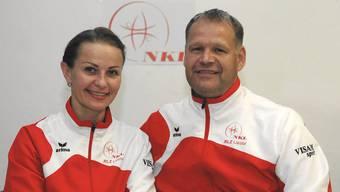 Jörg Hohenstein geht zurück nach Deutschland und Svetlana Hütten wird wieder Trampolin-Cheftrainerin am NKL.