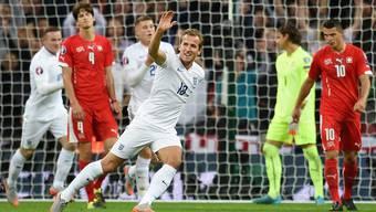 England - Schweiz im Wembley-Stadion