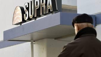 70'000 Versicherte vom Konkurs der Supra betroffen (Archiv)