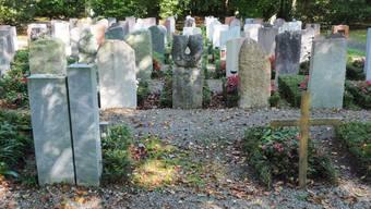 Kremationsofen auf dem Friedhof Meisenhard wird stillgelegt.