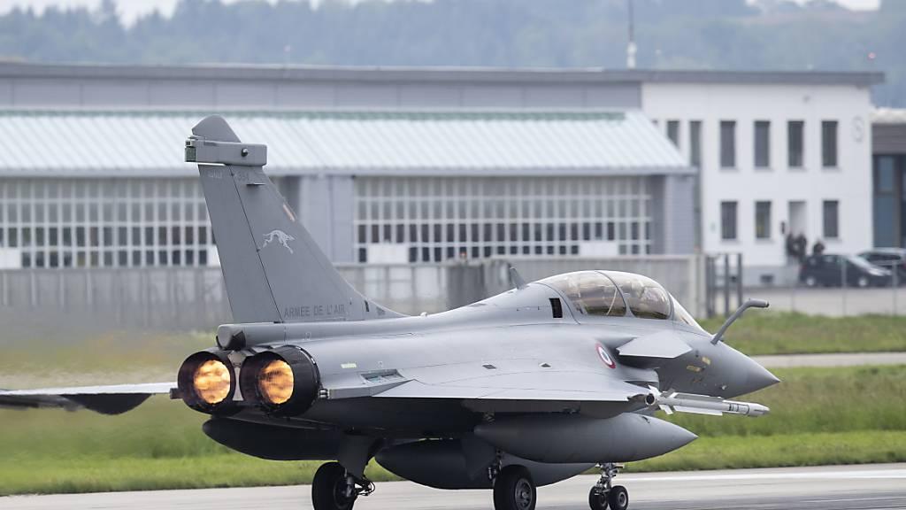 Ruag nimmt Wartungsstandplatz am Flugplatz Payerne in Betrieb