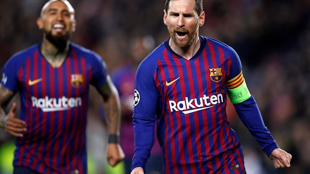 Barcelona - Manchester United Hit der Viertelfinals