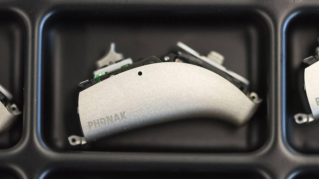 Sonova erforscht mit Sensorion altersbedingten Hörverlust
