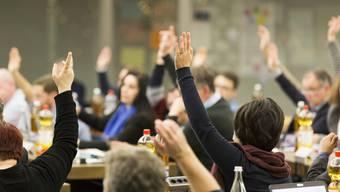 Der Badener Einwohnerrat genehmigte den Budgetvorschlag des Stadtrates