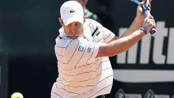 Andy Roddick muss für das French Open in Paris passen