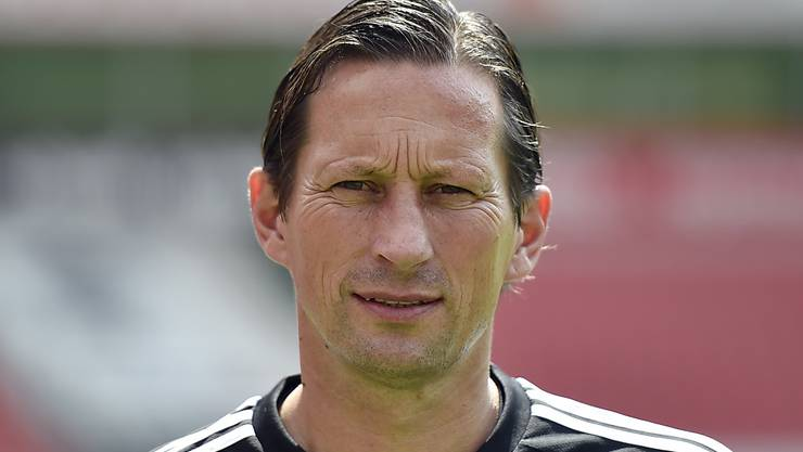 Roger Schmidt trainiert Bayer Leverkusen seit der Saison 2014/2015