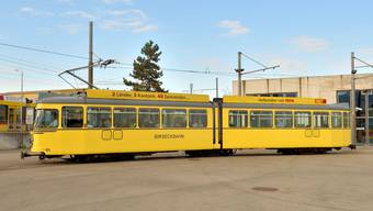 Die Einführung der Be-4/6-Trams zu Beginn der 1970er-Jahre war ein Meilenstein in der Entwicklung des regionalen öffentlichen Verkehrs.