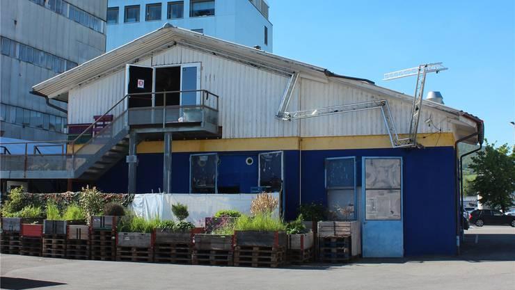 Der Member-Club «Schlaflos» liegt in der Aarauer Telli, direkt neben dem KIFF. AKA