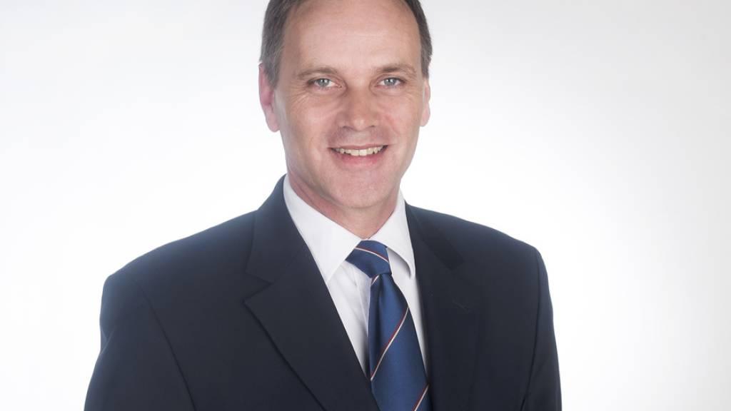 Jean-Pierre Gallati (SVP) neuer Aargauer Regierungsrat