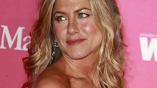 Jennifer Aniston ist glücklich (Archiv)
