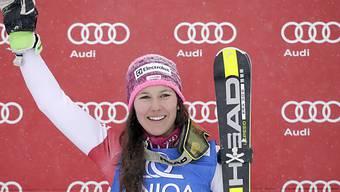 Wendy Holdener will in Flachau an den 3. Platz von Kühtai anknüpfen