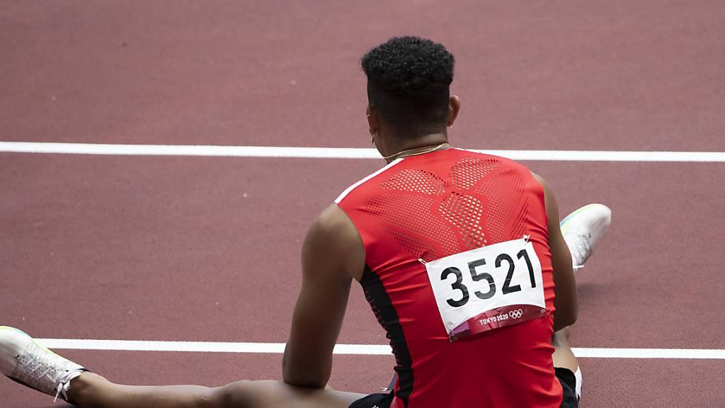 Jason Joseph verpasst den Final über 110 m Hürden