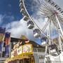 Ausser einem Riesenrad war dieses Jahr nichts mit der Herbstmesse in Basel. Damit sie 2021 wieder aufleben kann, sollen den Marktfahrern die Gebühren erlassen werden.