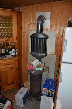 3 Dieser Ofen sorgt dabei für die nötige Wärme