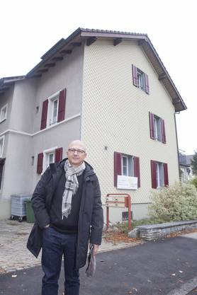 Gesamtleiter Stephan Oberli