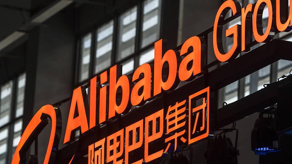 «Single's Day»: Alibaba setzt in erster Stunde 13 Milliarden um
