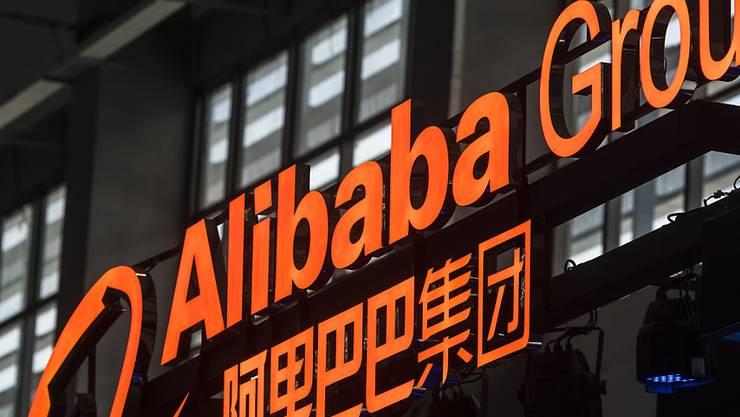 """Der chinesische Amazon-Rivale Alibaba rechnet für die Rabattschlacht am """"Single's Day"""" mit 500 Millionen Online-Kunden. (Symbolbild)"""
