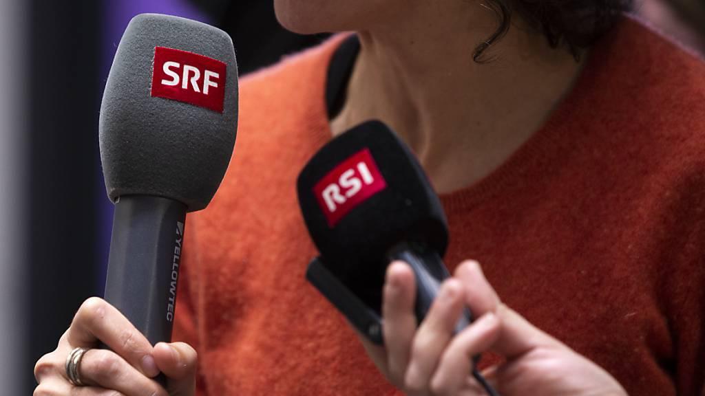 32 Beschwerden von RSI-Mitarbeitenden sind bei der Mediengewerkschaft SSM eingegangen. (Symbolbild)