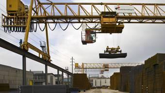 Stahl Gerlafingen ist mit seinen rund 480 Stellen nicht zuletzt ein wichtiger Arbeitgeber in der Region.