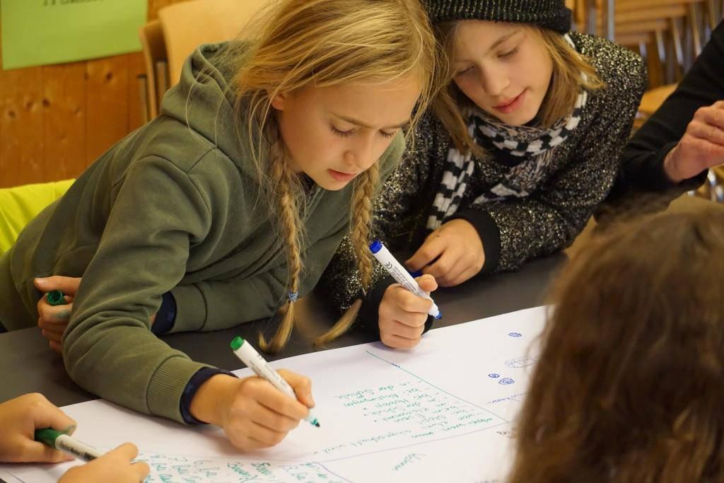 Kinderkonferenz 2016 in Trogen (© zVg)